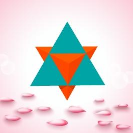 Símbolos de sanación Merkaba