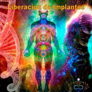 Liberación de implantes