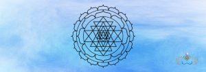 Sri Yantra Geometría Sagrada
