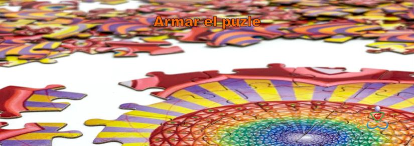 Armar el puzle Yo Soy Estado de consciencia acrecentada
